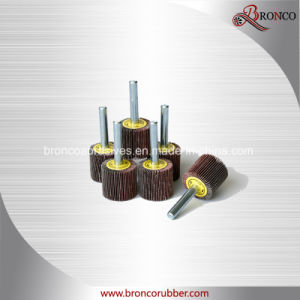 Shaft-Mounted Aluminum Oxide Flap Wheel pictures & photos