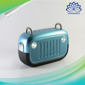 FM0163 Retro Handbag Shape Sound Box Bluetooth 4.0 Mini Waterproof Outdoor Speaker pictures & photos