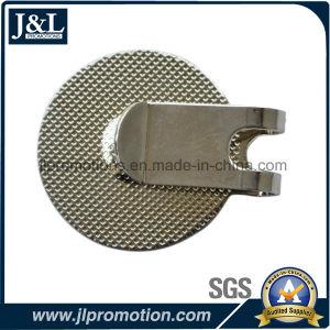 Customer Design Golf Hat Clip Die Struck Iron Soft Enamel Material pictures & photos