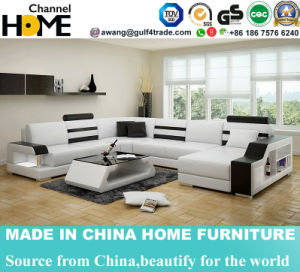 Modern Furniture Contemporary Sectional Sofa (HC1073) pictures & photos