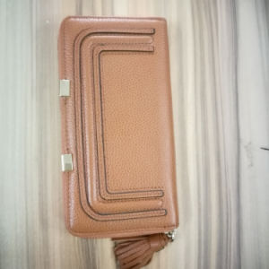 2017 New Product Wholesale Cork Leather Wallets Wholesale (9391) pictures & photos
