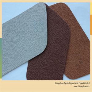 PVC Artificial Leather for Car Seat Cover pictures & photos