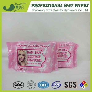 Cleansing Wet Tissues Organic Cosmetic Removal Wet Wipes pictures & photos