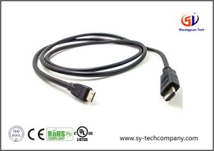 Mini HDMI Cable pictures & photos