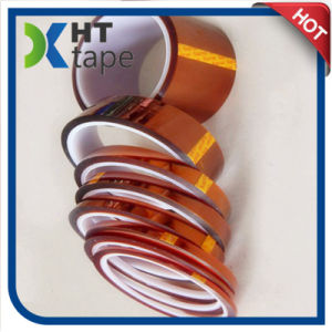 Heat Insulation Film Single Coated Sided Polyimide Pi Tape pictures & photos