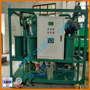 Double Stage High Vacuum Waste Transformer Oil Filtration Equipment pictures & photos