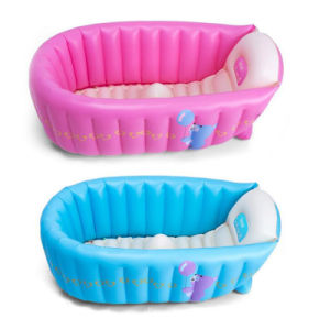 PVC or TPU Inflatable Bathtub Baby and Kids pictures & photos