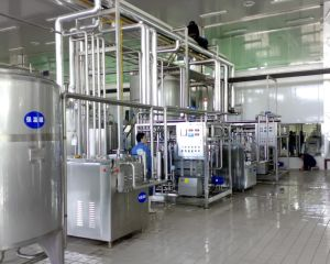 plain yoghurt fermentation system with cup filling pictures & photos