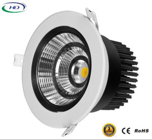 15W/20W COB-B Series Adjustable LED Downlight pictures & photos