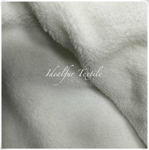 Solid Shu Velveteen Plush Fur pictures & photos