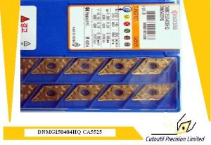 Kyocera Dnmg150404 Hq Ca5525  Turning Insert for Turning Tool Carbide Insert pictures & photos