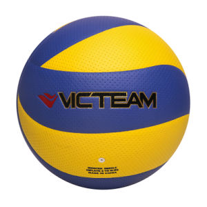 China Manufacturers Indoor Outdoor Volleyball Ball pictures & photos