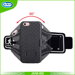 for Apple iPhone 6 Sport Arm Bag, Mobile Phone Sport Armband Case with Key Holder pictures & photos