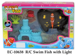 Funny B/O Fish and Fish Tank Toy pictures & photos