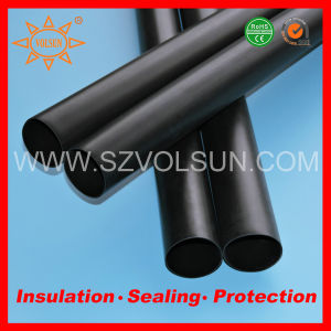High Heat Resistant Semi Rigid Heat Shrink Tube UL Approved pictures & photos