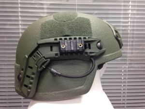 MICH Military Ballisti⪞ Helmet with Aramid U. D. pictures & photos