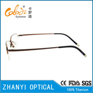 Latest Design Titanium Optical Glasses (8331) pictures & photos