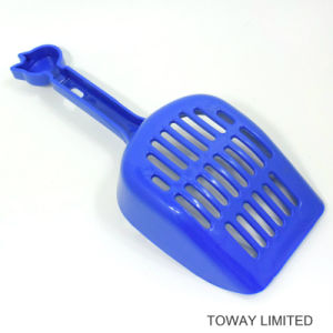 Plastic Cat Shovel Dog Poo Scoop Pet Supply pictures & photos