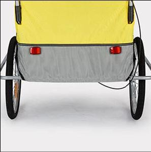 Hot Sales Baby Bicycle Bike Trailer with European Standard Bbt001 pictures & photos