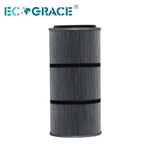 High Temperature Resistance Galvanized PPS Filter Cartridge pictures & photos