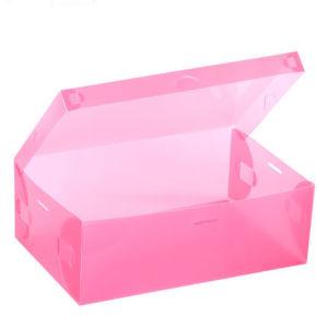 PP plastic storage shoe box pictures & photos
