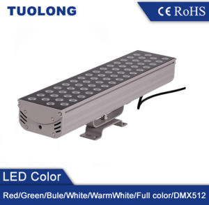 60W LED RGB Flood Light Square LED Outdoor Light pictures & photos