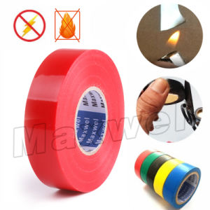 Electrical Tape for PVC Insulation Tape pictures & photos