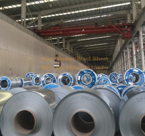 Factory Price Zinc Coating Cold Rolled Galvanized Steel in Coil pictures & photos