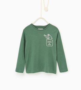 100% Cotton Fashioned Children T-Shirts