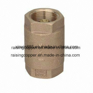 Lead Free Bronze Spring Check Valve (ITB104) pictures & photos