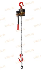 3ton Small Lifting Crane Rachet Lever Block pictures & photos