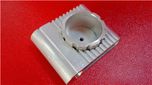 OEM Aluminum Extrusion Parts with Machining for Mountain Bike Accesorries pictures & photos