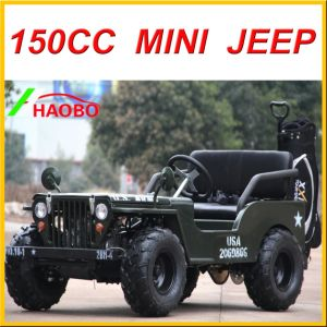 China Manufacture of 110cc 125cc 150cc Mini Jeep Willsy ATV pictures & photos