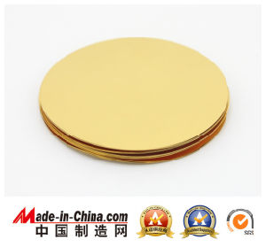 High Quality Gold Sputtering Target, Au Target pictures & photos
