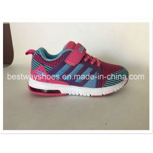 Sneaker for Kids Mesh Shoes for Children pictures & photos