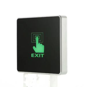 Touched Exit Button pictures & photos