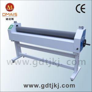 DMS Manual Cold Laminator Laminating Machine pictures & photos