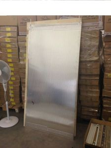 Aluminum Roll Bond Evaporator for Solar Water Heater/ Swimming Pool pictures & photos