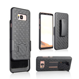 China Price Mobile Accessories Rugged Hard Robot Back Cover for S6 Edge/S8/S8 Plus Armor Case pictures & photos