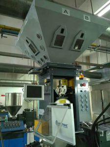 Wbb Gravimetric Batch Blender Machine for Plastic Parts Injection Machine pictures & photos