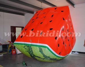 Inflatable Flying Watermelon Helium Balloon for Sale K7006 pictures & photos