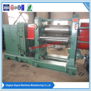 High Quality Rubber Calender Machine, 2 Roller Rubber Calender with Ce/SGS/ISO pictures & photos
