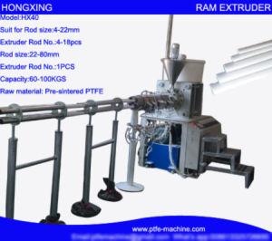 Horizontal PTFE Rod RAM Extrusion Machine pictures & photos