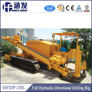 Trenchless Machinery Hfdp-20L Professional Horizontal Directional Drill pictures & photos