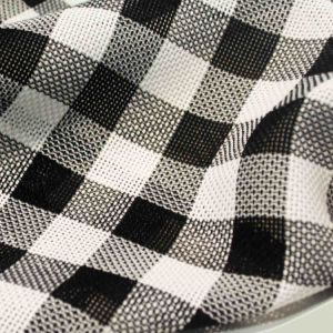 Polyester Fabric Yarn Dyed Fabric Chemical Fiber Woven Fabric for Woman Dress Skirt Coat Children Garment. pictures & photos