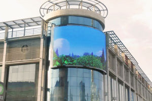 IP65/IP54 P10 Outdoor LED Display pictures & photos