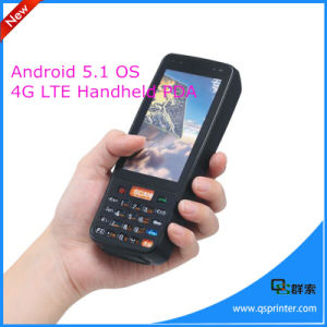 Smart 4G Mobile Bluetooth Wireless Android PDA Barcode Laser Scanner