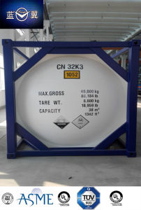 ASME Standard LPG ISO Tank Container pictures & photos