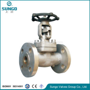 Forged Steel Gate Valve Body A105 pictures & photos