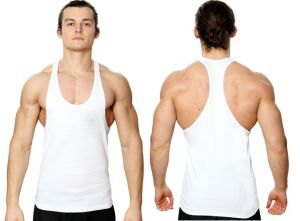 Strong Mens Bodybuilding Cotton Tank Tops with Custom Logo pictures & photos